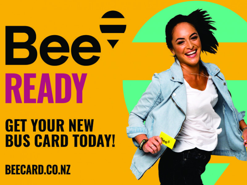 Bee Card - Get Yours Today