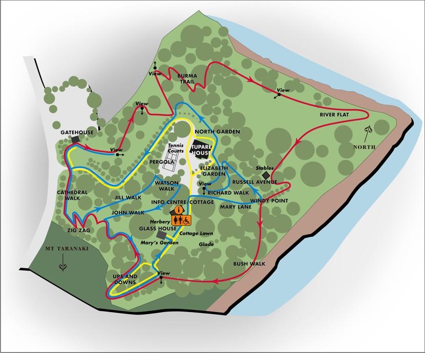Explore Tūpare Taranaki Regional Council