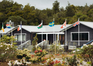 Pukeiti Lodge